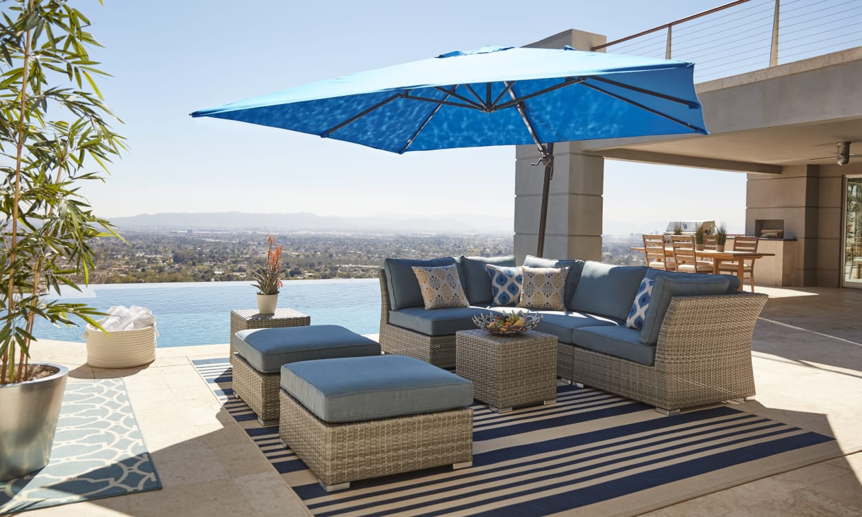 Choose The Best Patio Umbrella With These Expert Tips