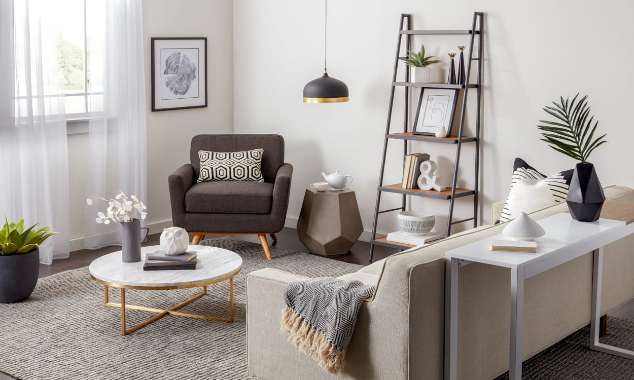 8 Black and White Décor Ideas to Try at Home