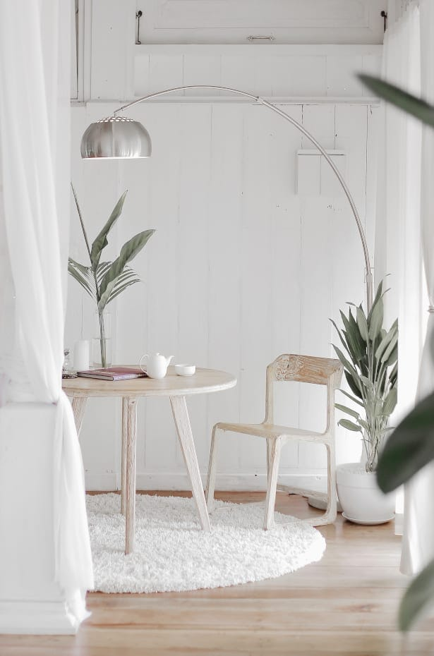 Lagom at Home: Establish a Focal Point