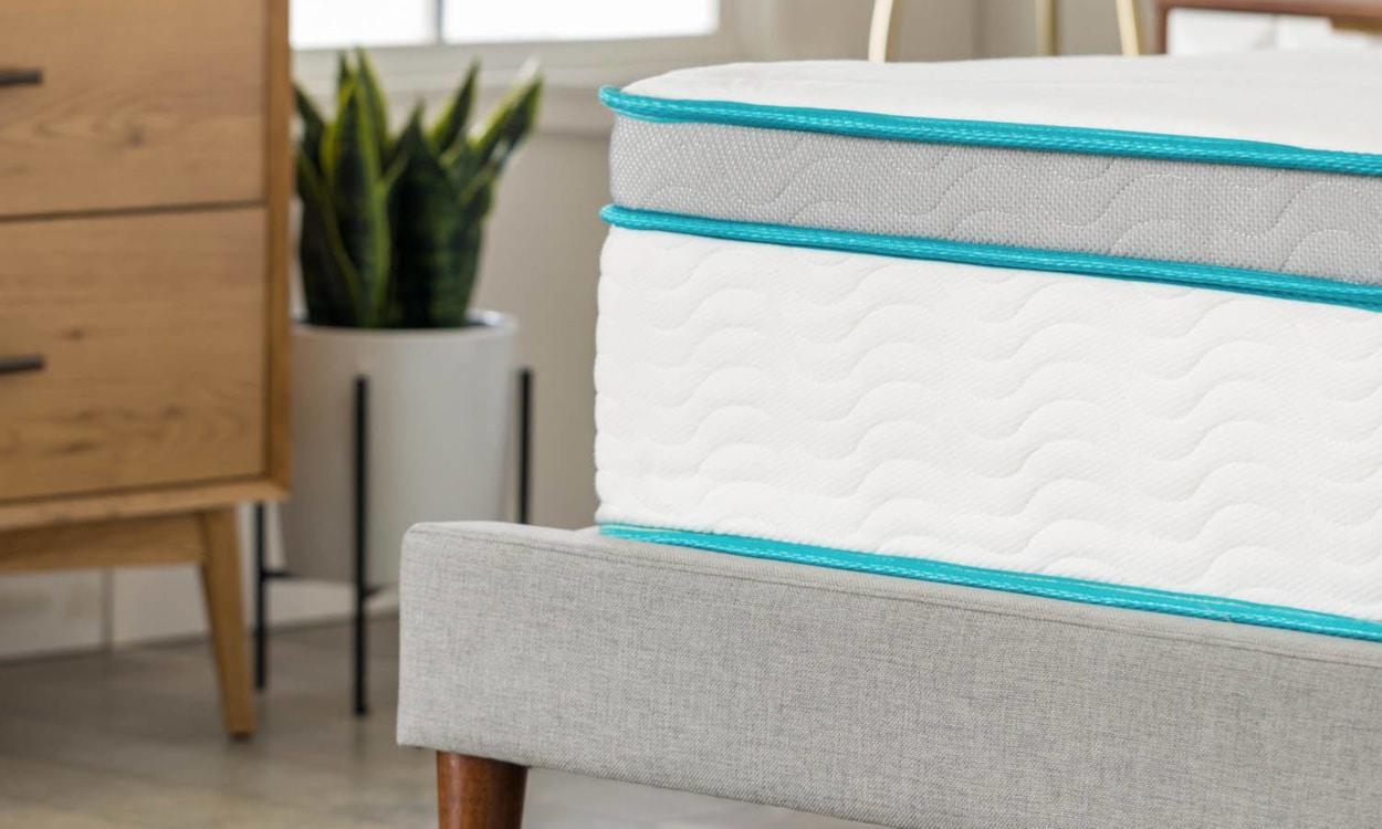 Memory foam mattress thickness