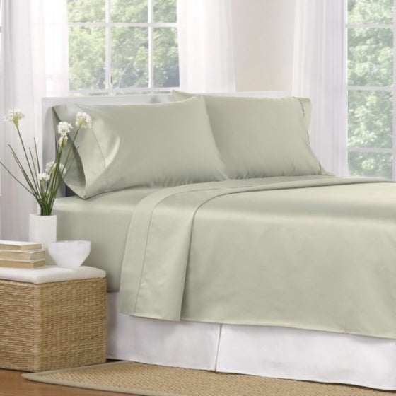 Best Sheets for Summer: Egyptian Cotton