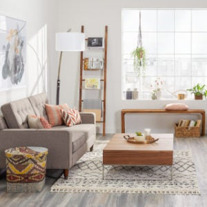 6 Trendy Living Room Decor Ideas To Try At Home Overstockcom - Nela-king-modern-eclectic-home
