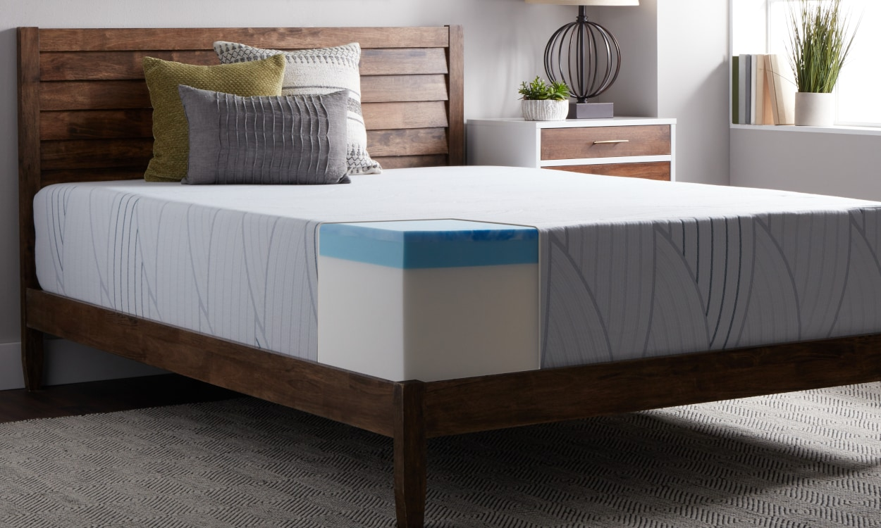 Choosing The Right Density For Your Memory Foam Mattress Overstock