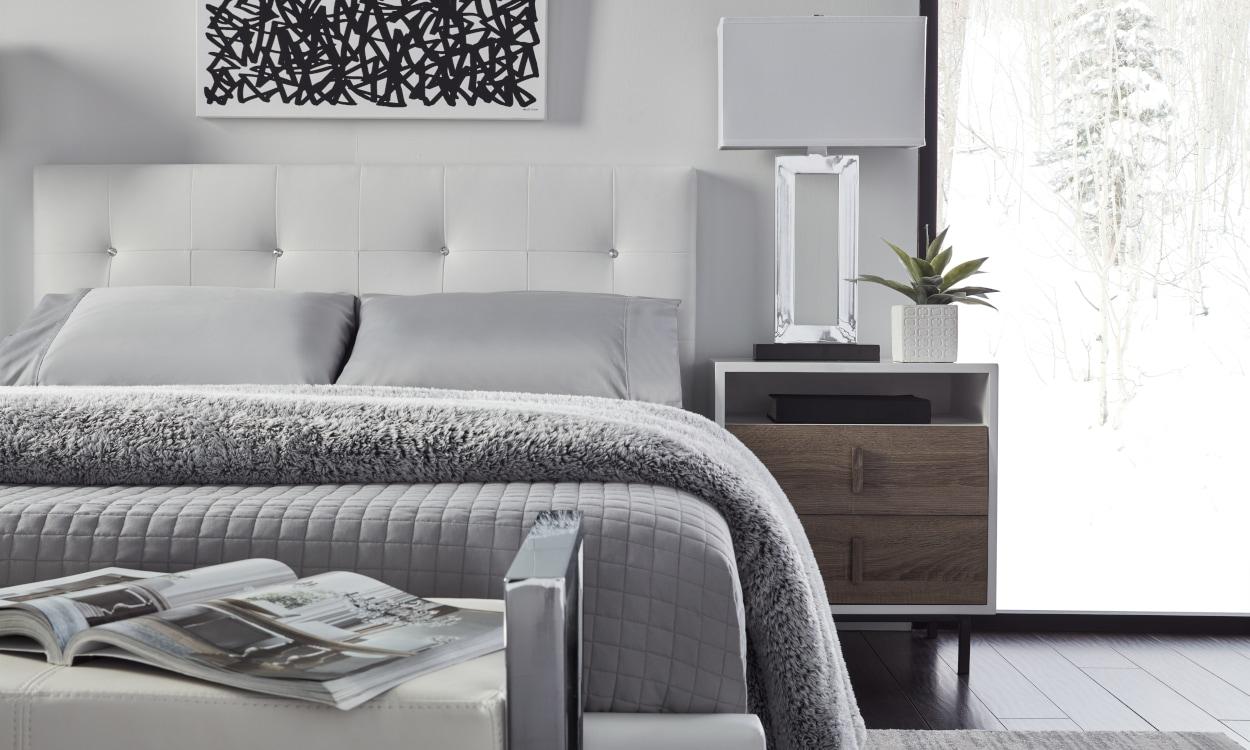 Bed Sheet Styles: Modern