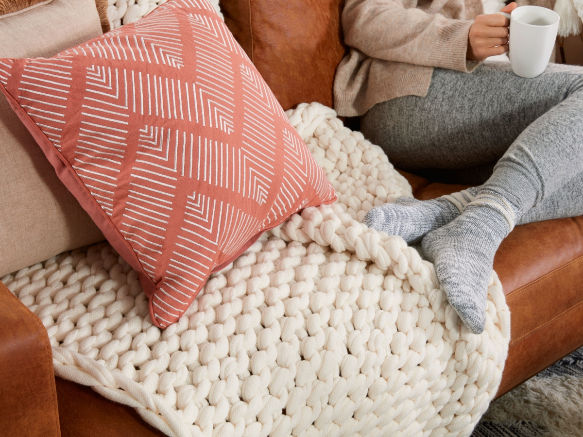 Galentine's Day Gift Guide: Throw Pillow