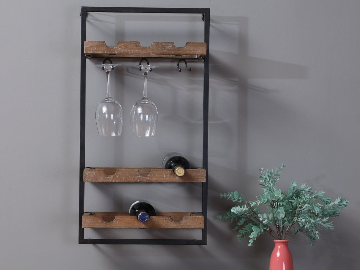 Galentine's Day Gift Guide: Wine Rack