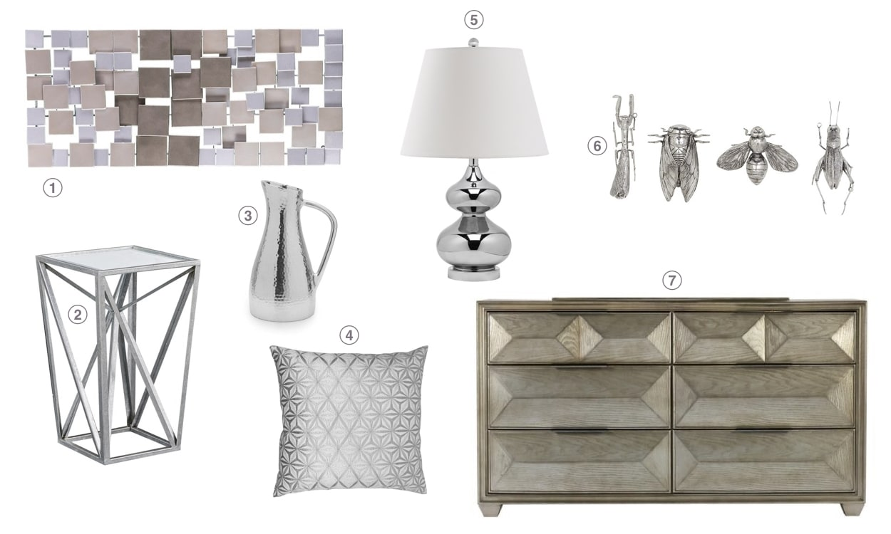 Top 10 Home Decor Trends For 2019 Brushed Silver And Nickel Accents