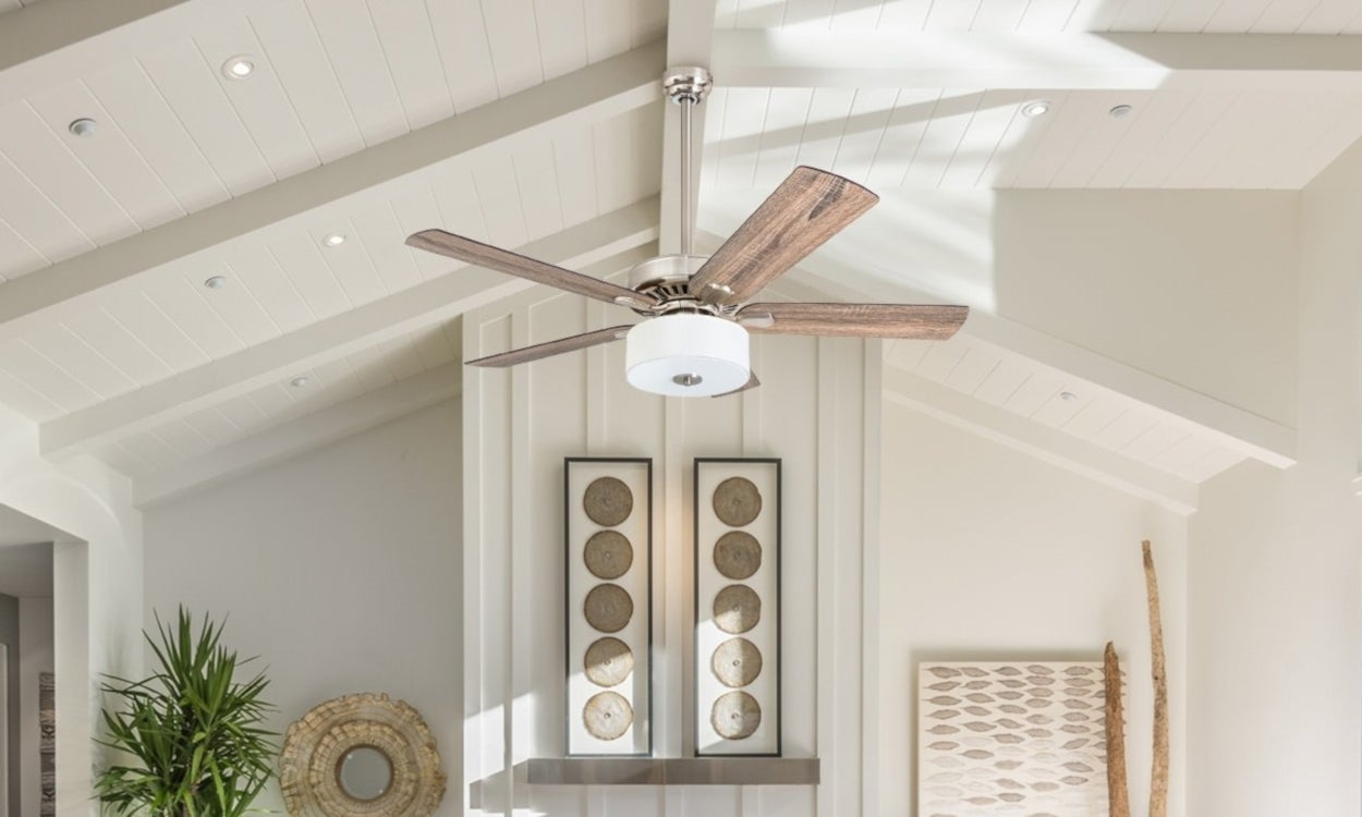 Match Your Ceiling Fan Style to Your Decor