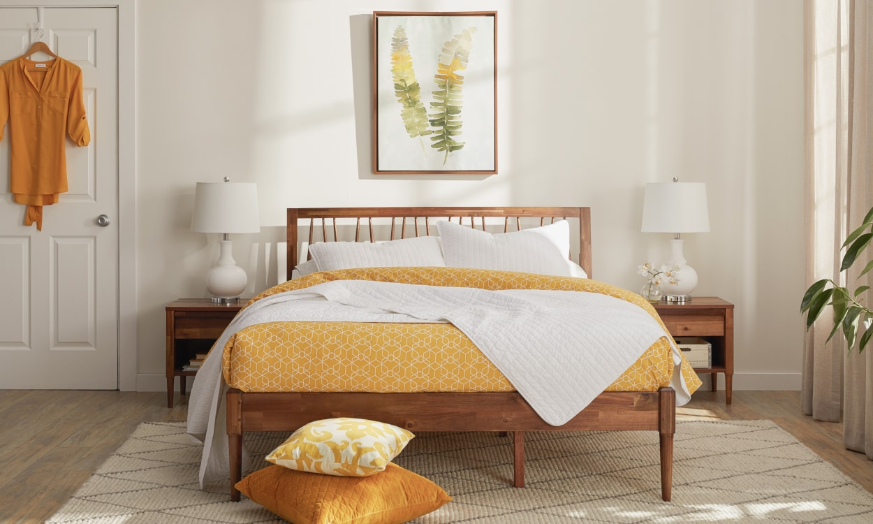Picture of: 6 Best Summer Bedding Ideas To Beat The Heat Overstock Com
