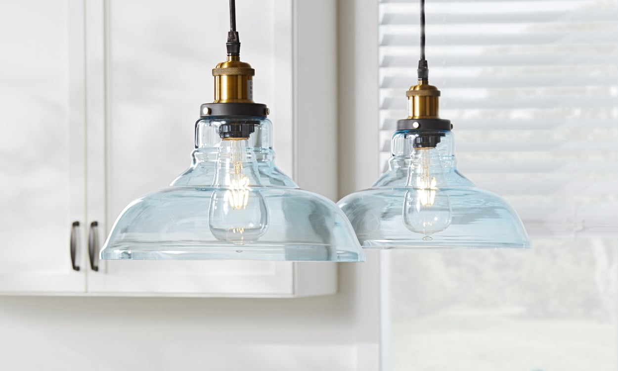 Choose the right bulb strength for your light fixture