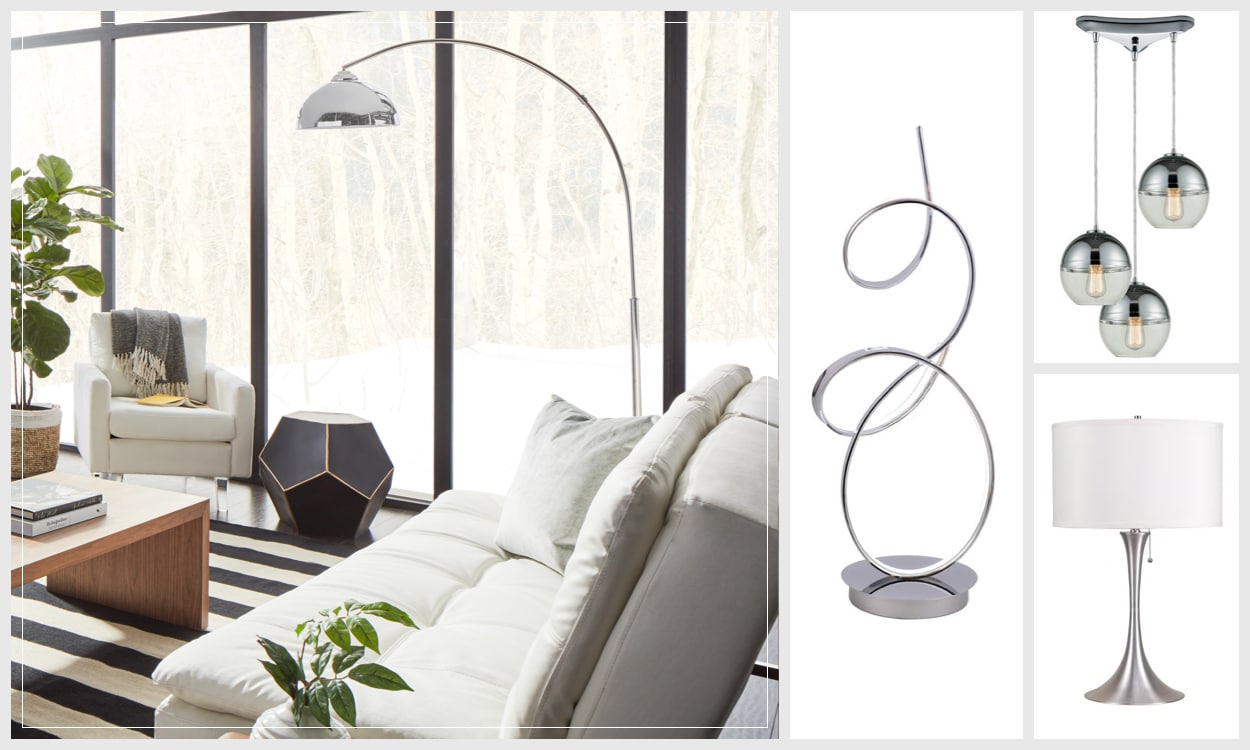 Contemporary Lighting for the Stark Sophisticate