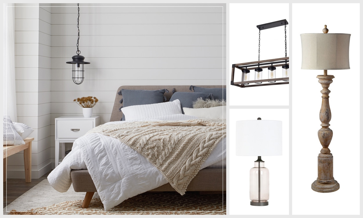 Farmhouse Lighting for Familiar Comfort