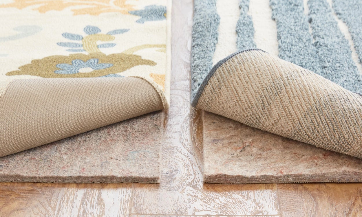 Choose Your Rug Pad Type