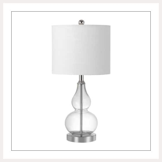 Table Lamp for Saving Money
