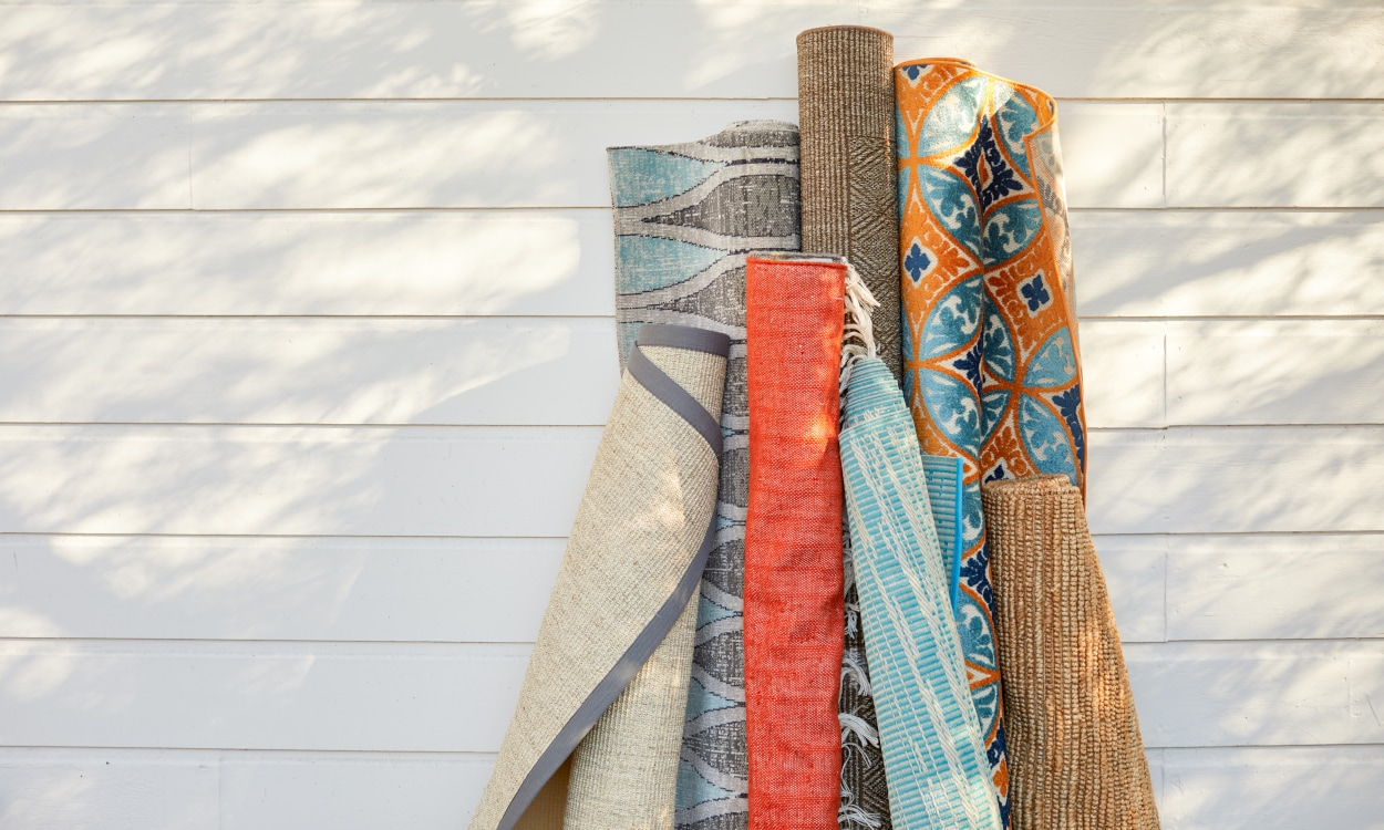 Store Outdoor Rugs When You Are Not Using Them