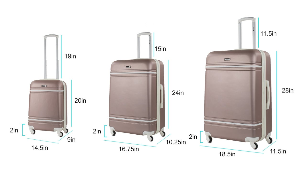 How To Choose Luggage Sizes When Flying Overstock Com