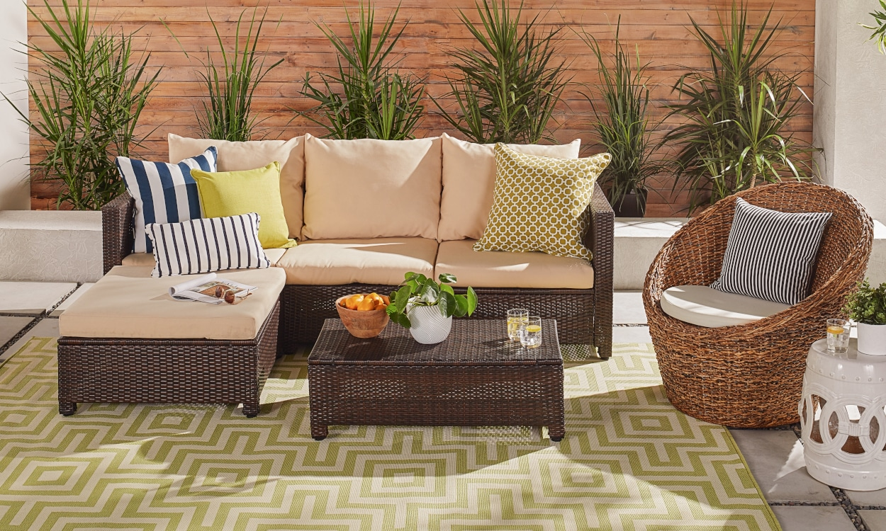 How To Buy Outdoor Furniture Cushions Overstock Com