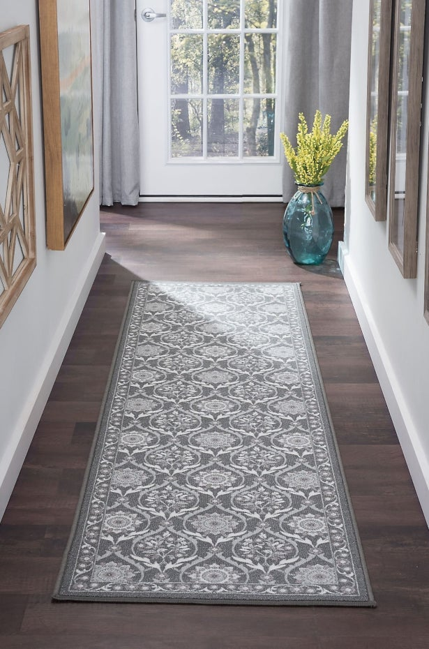 Measure the Space for Your Runner Rug