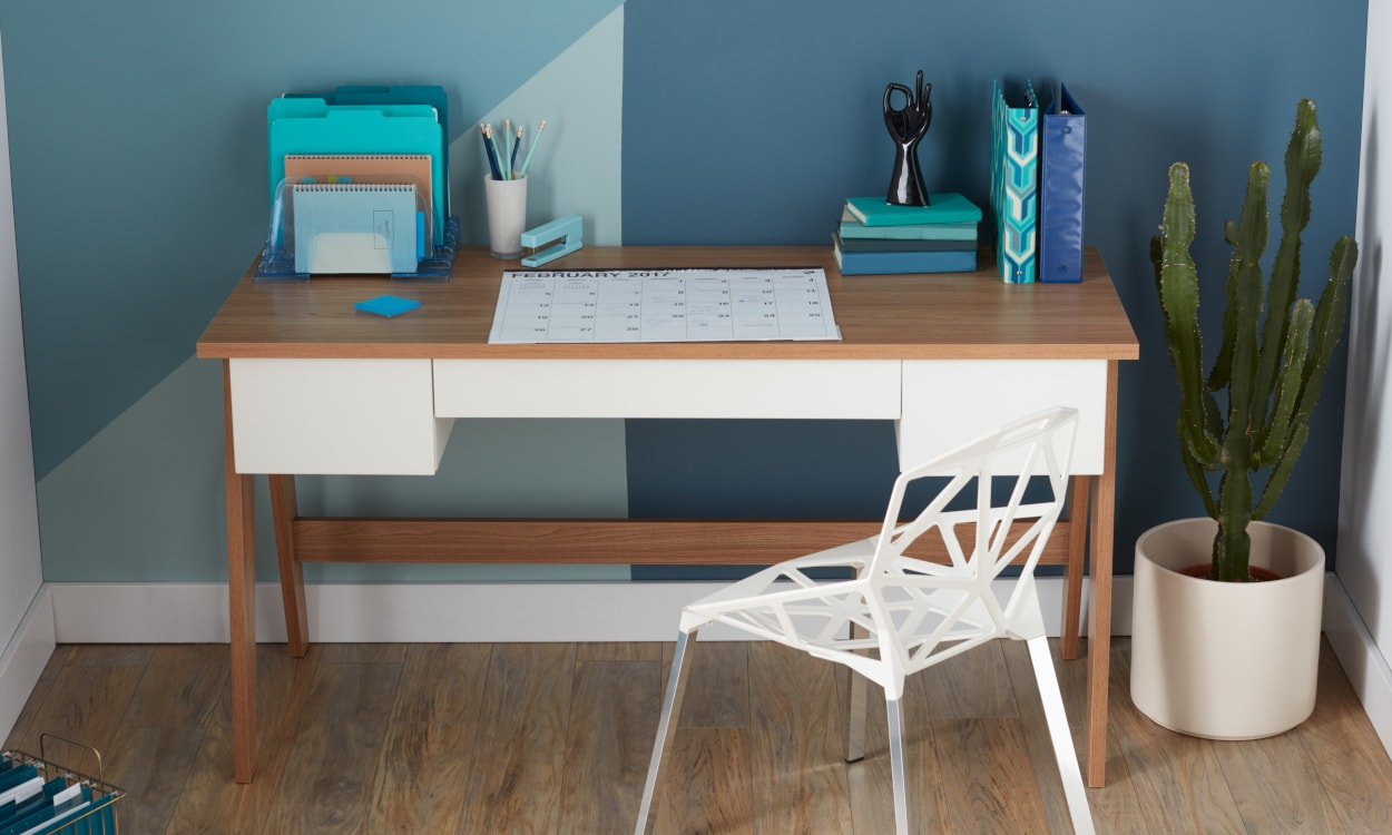 6 Best Pieces Of Office Furniture For Small Spaces Overstock Com