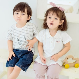 Cute Short-Sleeve T-Shirts Garbage Man Birthday Day Baby Boys Kids