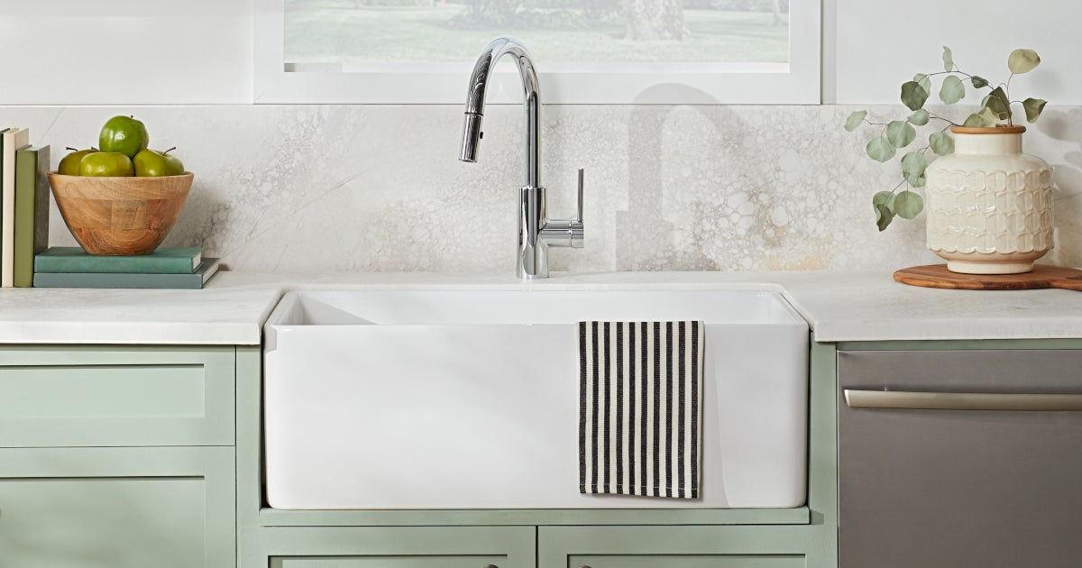 Choose The Right Size Kitchen Sink