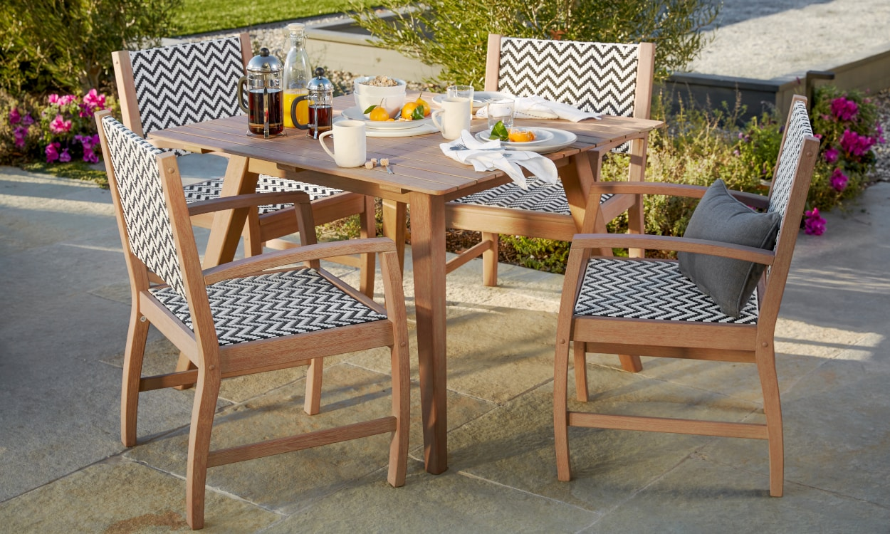 3 Tips For Choosing Outdoor Patio Furniture Overstock Com