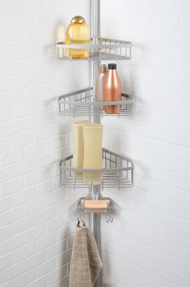 Try Shower Storage
