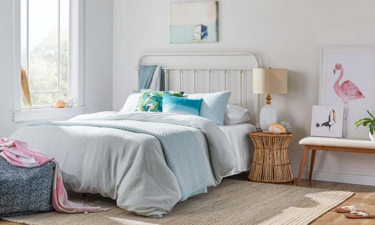 Cool Teen Bedroom Ideas: Beachy Keen