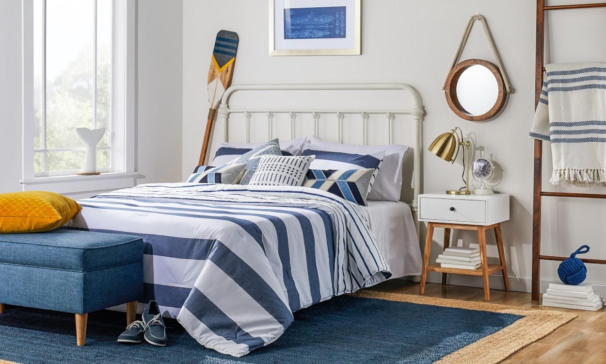 Cool Teen Bedroom Ideas: Nautical