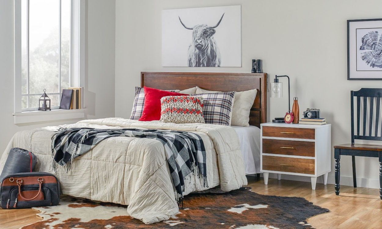 Cool Teen Bedroom Ideas: Outdoorsman Escape