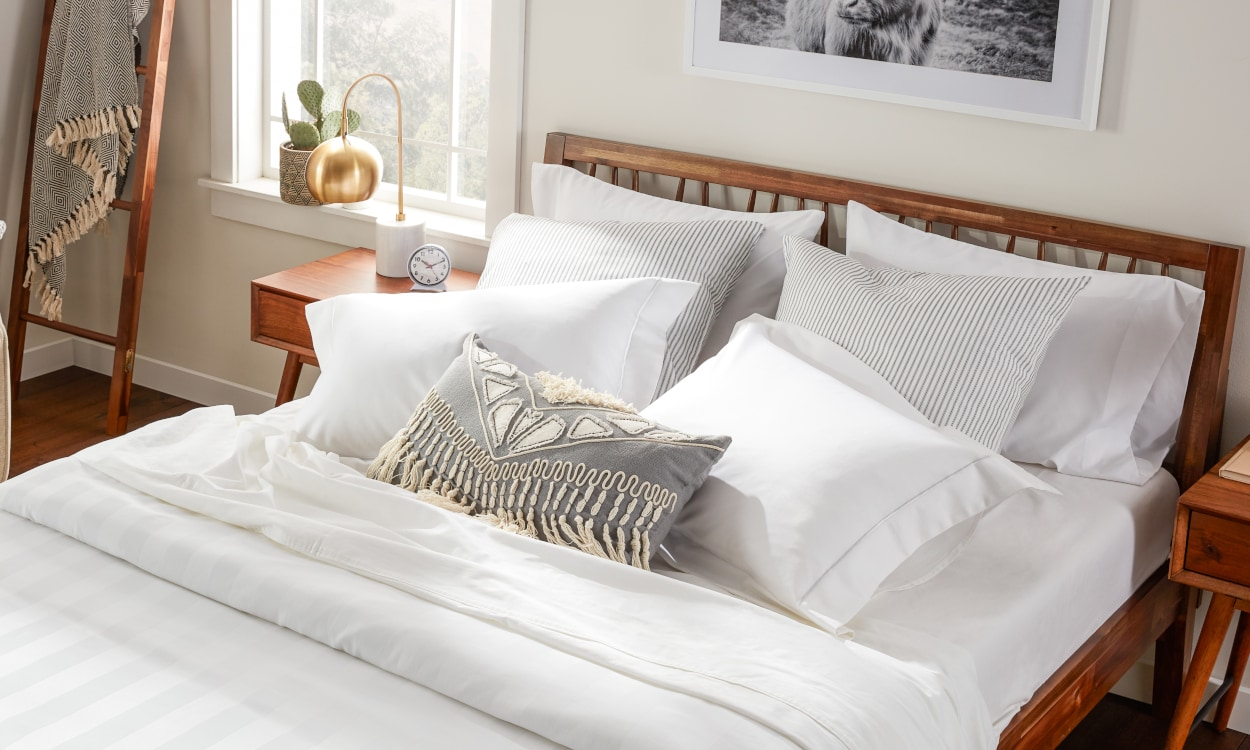 Egyptian Cotton Sheets Vs Sa
