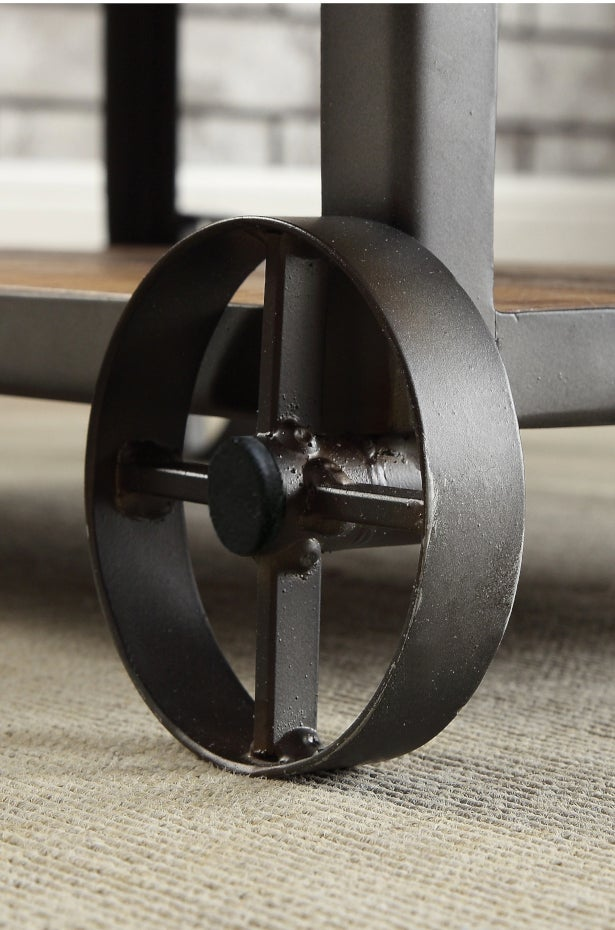 Consider Furniture With Wheels