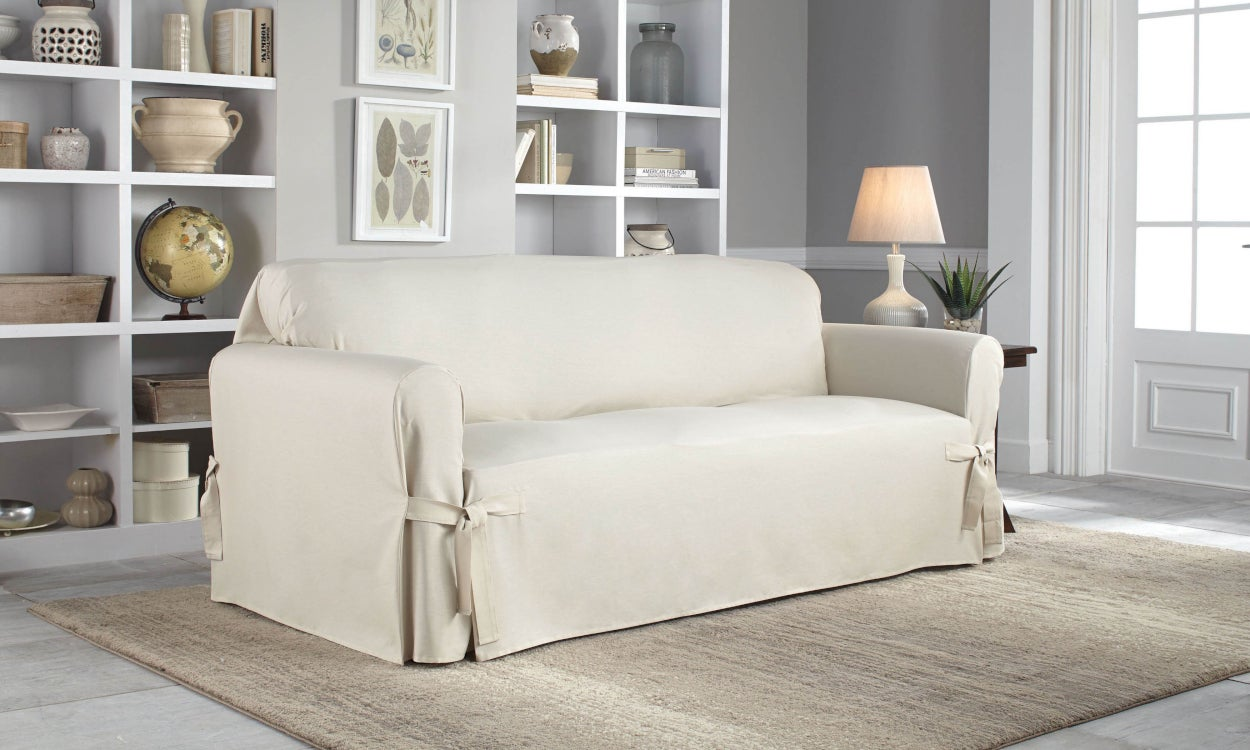 Enjoyable How To Choose A Durable Slipcover To Protect Your Sofa Pabps2019 Chair Design Images Pabps2019Com