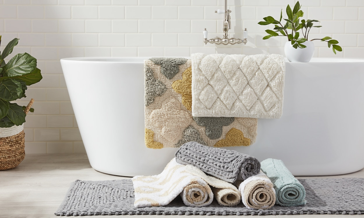 Bath Mat vs Bath Rug: Which Is Better?  Overstock.com