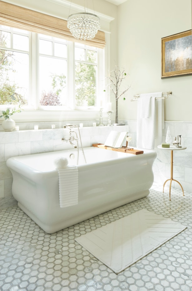 What's the difference between bath mats and bath rugs?
