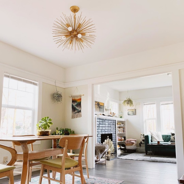 Lights For Dining Room: Top 5 Light Fixtures For A Harmonious Dining Room