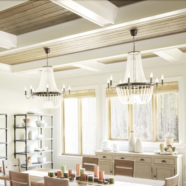 Top 5 Light Fixtures for a Harmonious Dining Room ...