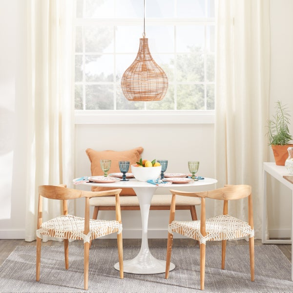 Top 5 Light Fixtures For A Harmonious Dining Room Overstock Com