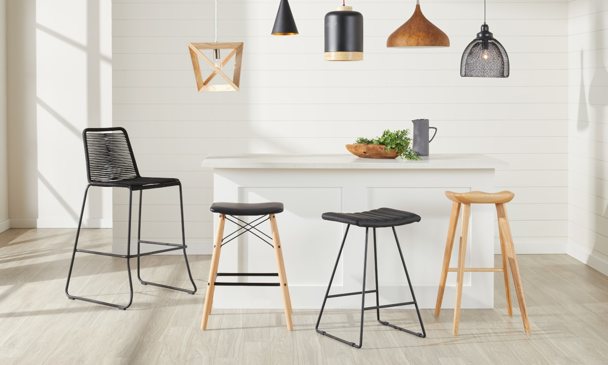 Your Guide to Finding the Perfect Bar Stool Height ...