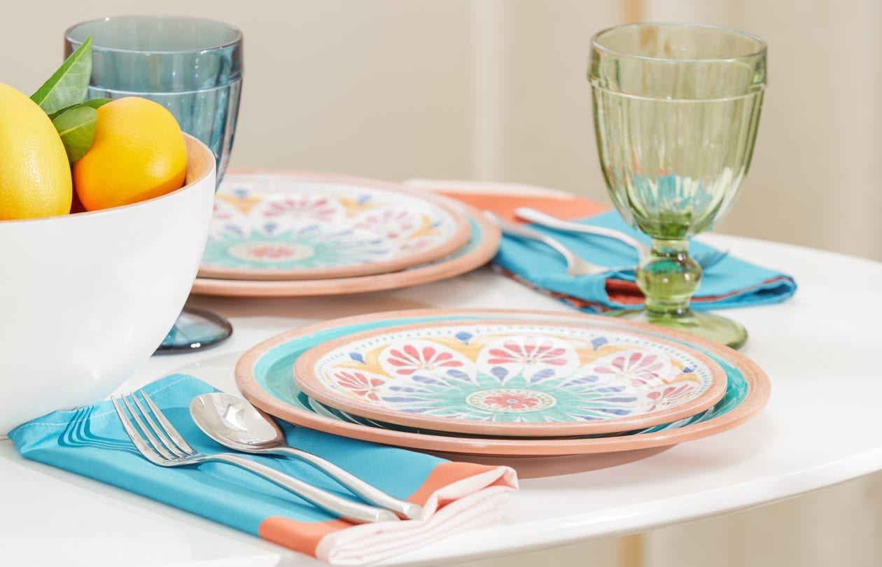 Affordable Dinnerware