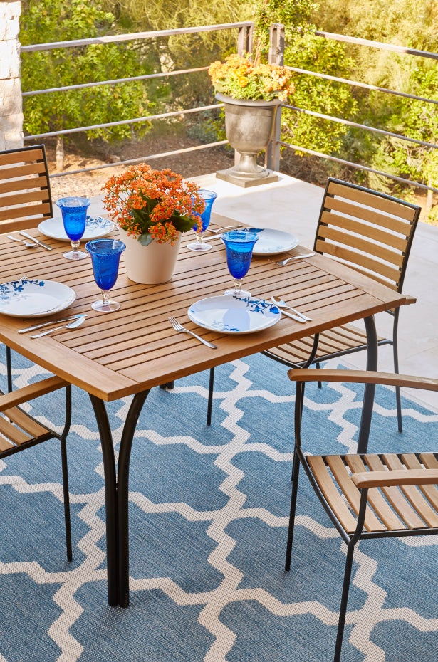 Weather Resistant Patio Furniture