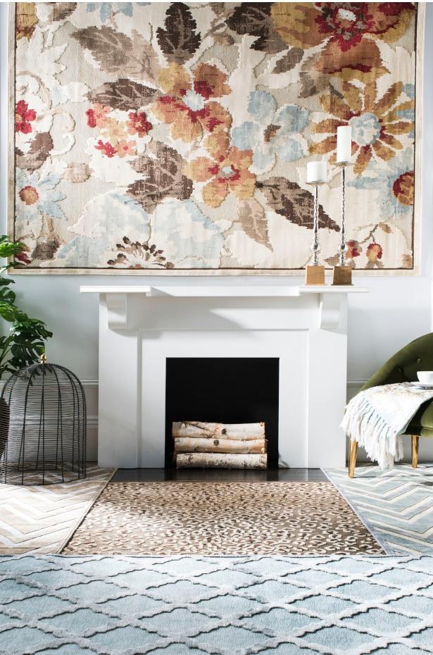 viscose rug wall hanging