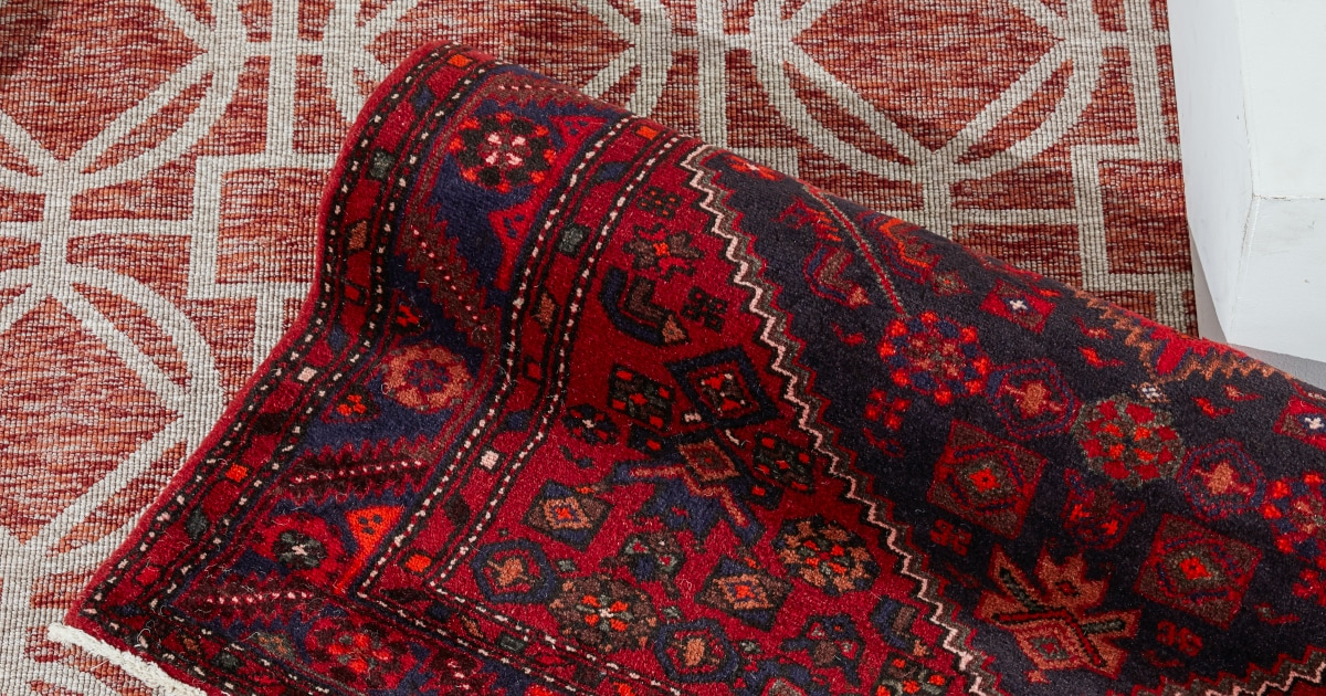 How To Remove Stains From A Silk Rug