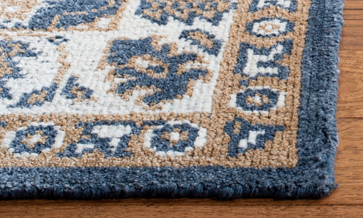 Types of Hand-Knotted Rugs