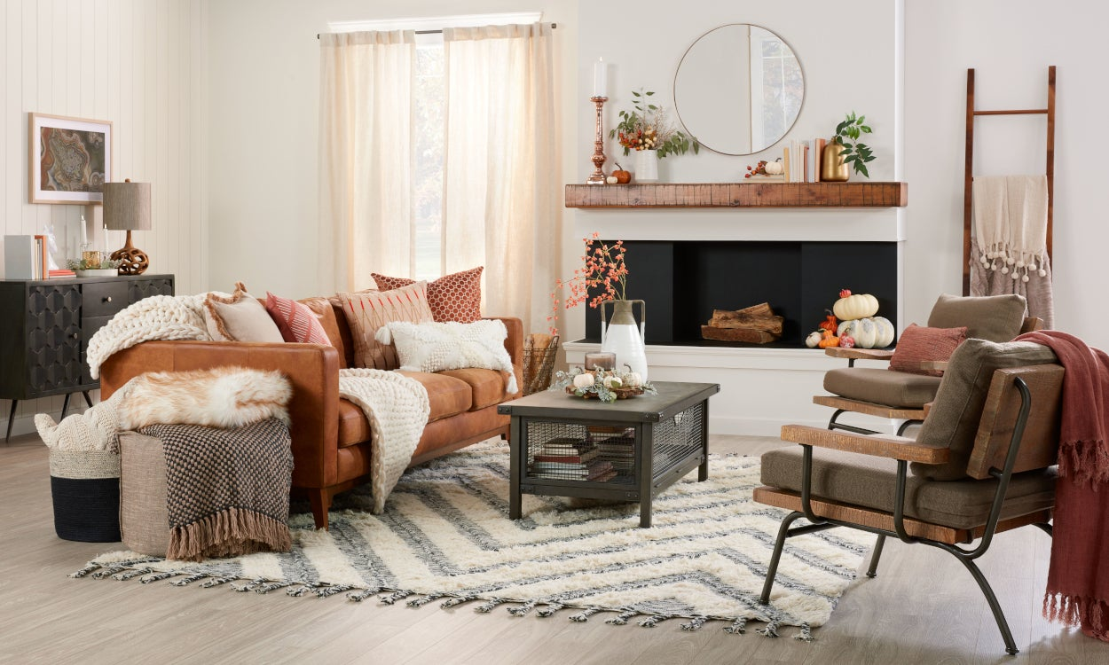 Hand-Knotted Rug Look and Feel
