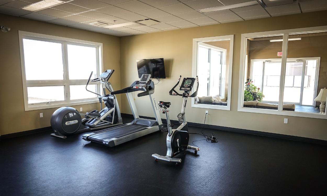 Cardio Equipment for Home Gym