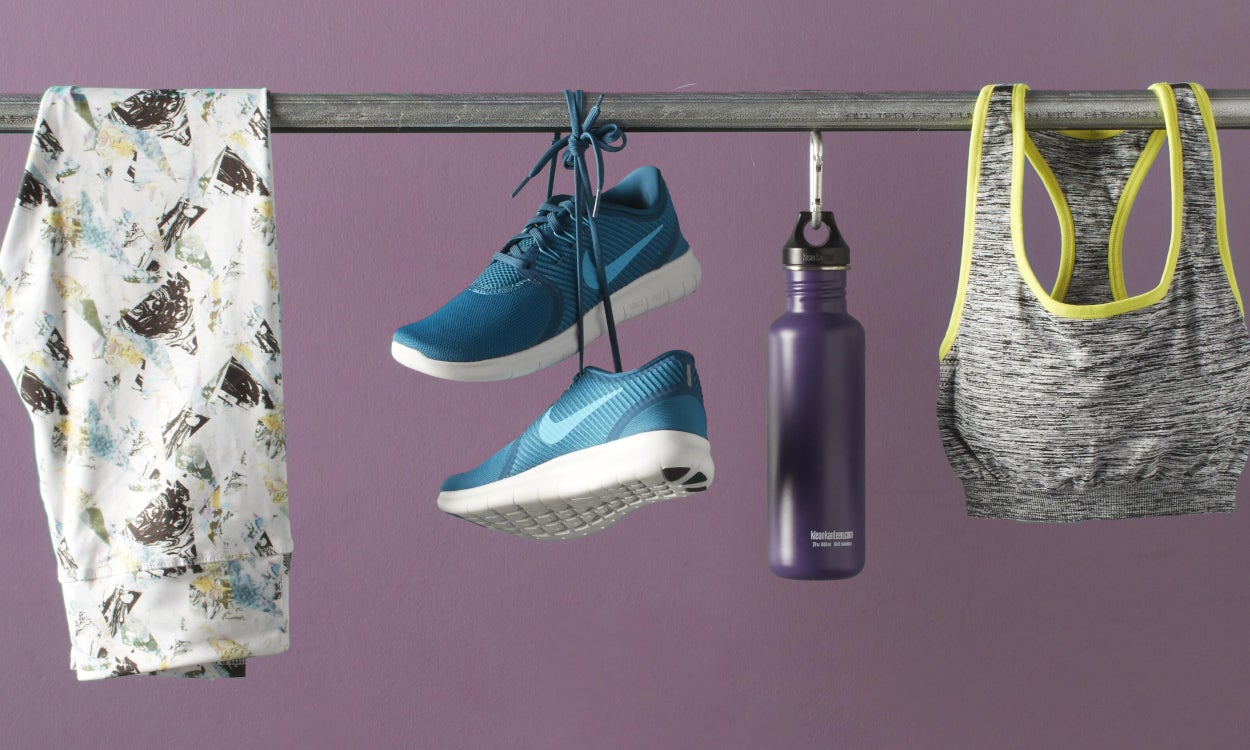 Athletic Clothing for Home Gym