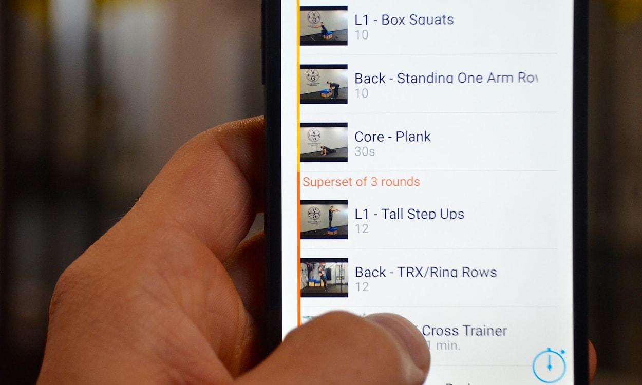 Online Fitness Community