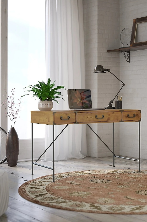 boho & eclectic desks