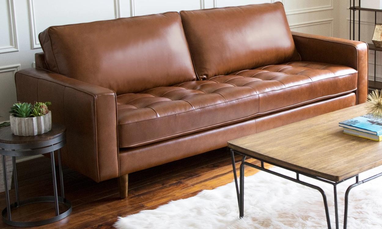 pet-friendly sofa materials